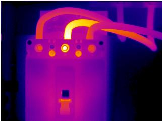circuito foto com aquecimento